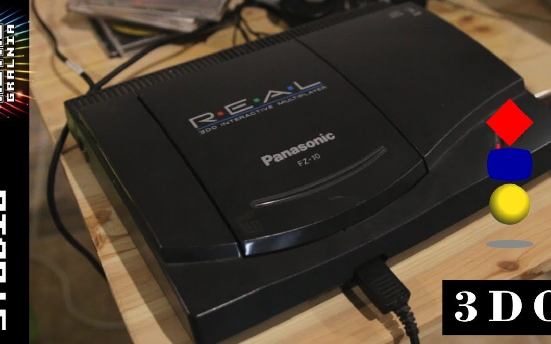 🎮 Panasonic 3DO Interactive Multiplayer – RetroStudio