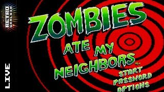 ? Zombie Ate My Neighbors