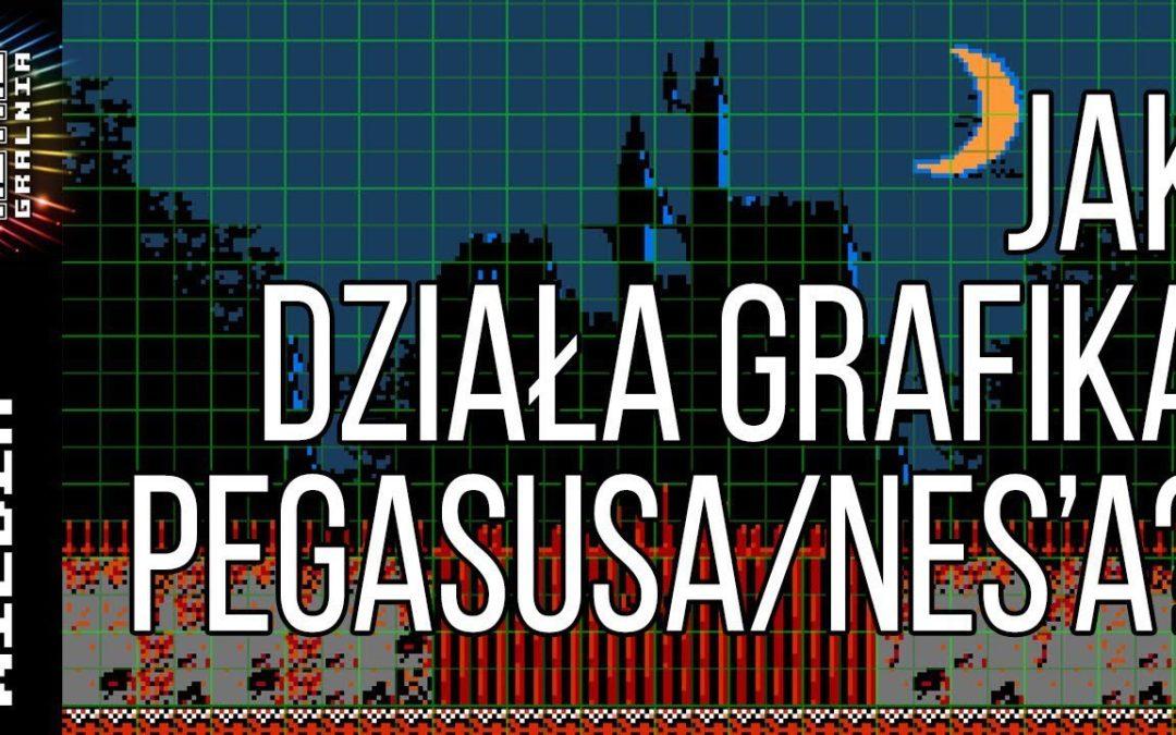 🎮 Jak tworzona jest grafika w NESie/Pegasusie (i C64 też)?