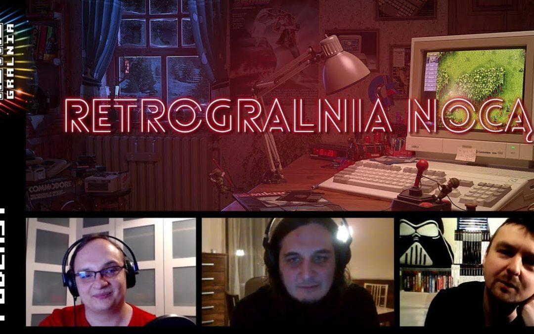 ? RetroGralnia Nocą #1  – Stare Gazety dla Graczy (podcast)