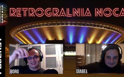 🎤 RetroGralnia Nocą #2 – E-sport przed E-Sportem (podcast)