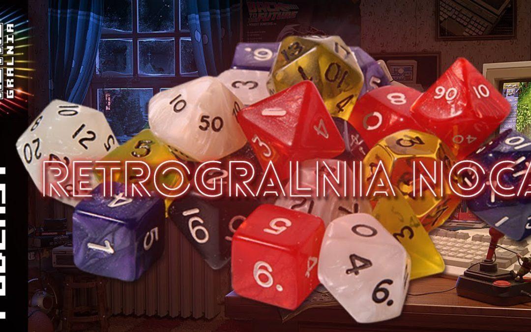 ? RetroGralnia Nocą #3 – Naprawdę Klasyczne cRPG