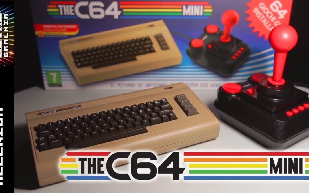 ? TheC64 Mini – Recenzja Mini Komputera – Czy może zastąpić oryginał?