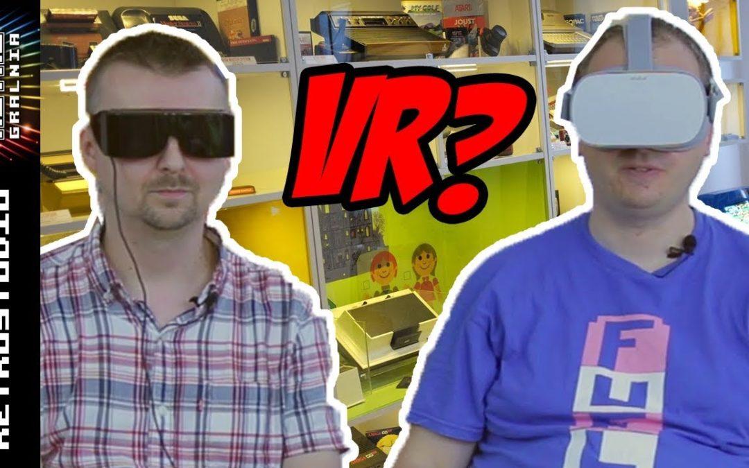 📺 Śmierć 3d. Upadek VR? – RetroStudio