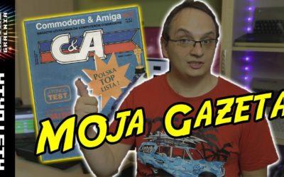 📜 Commodore & Amiga – Najlepsza Gazeta Dzieciństwa
