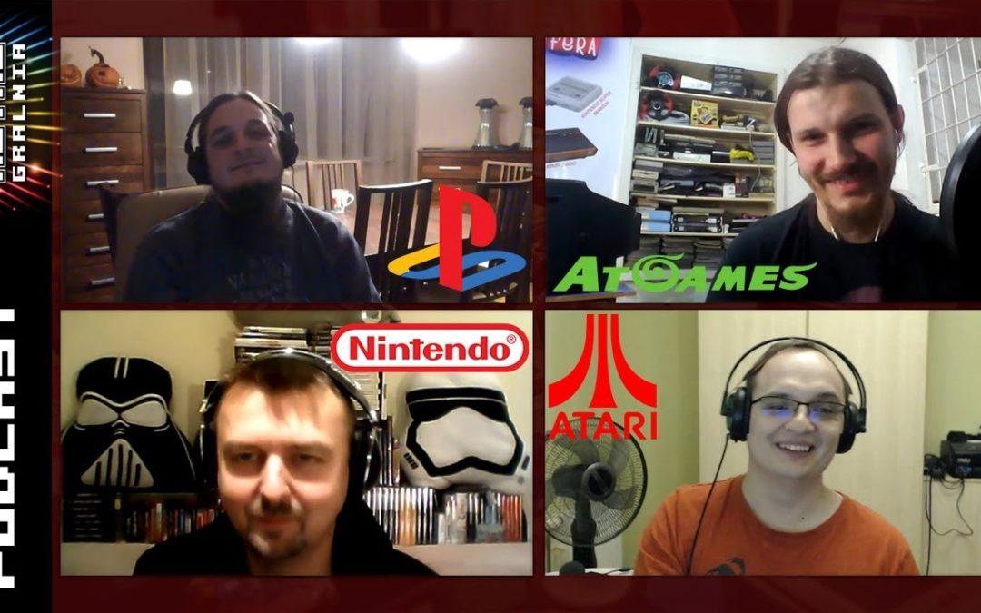 ? RetroGralnia Nocą #7 – Znowu Konsole Mini (Podcast)