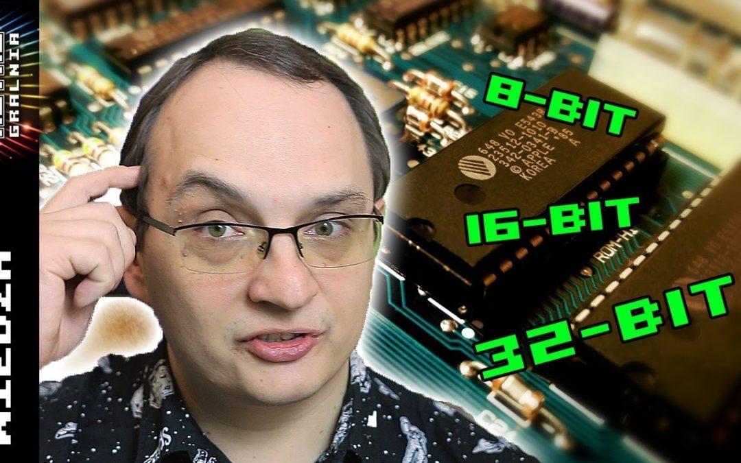 ?️ Co to znaczy komputer 8-bitowy?