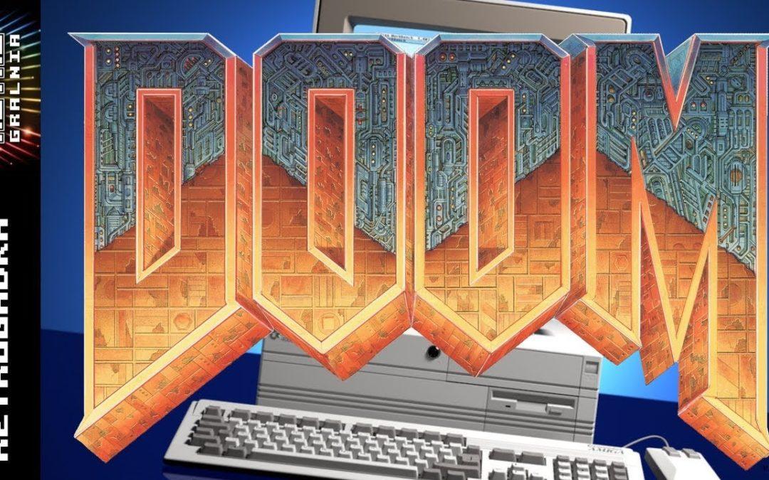 🖥️ Doom – Gra, która wyleczyła mnie z Amigi