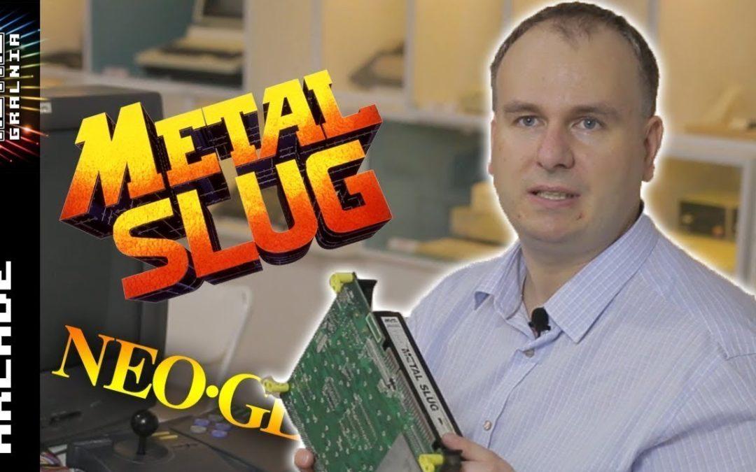 👾 Metal Slug  – Gra na Automat Arcade