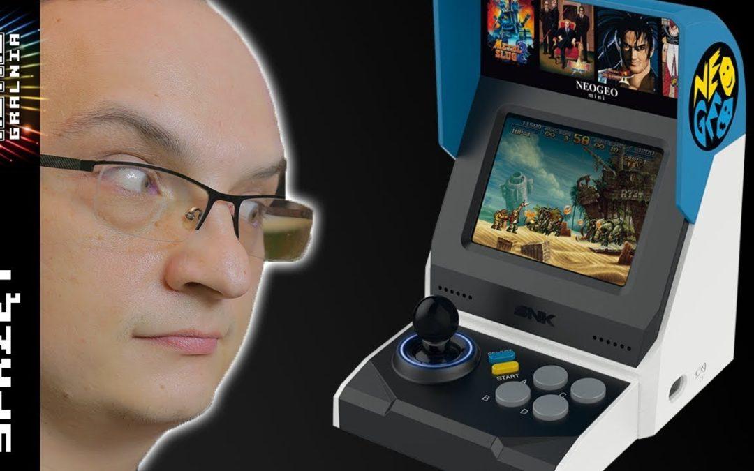 🕹️ NeoGeo Mini  – Recenzja po dłuższych testach