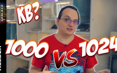 💾 Ile bajtów ma kilobajt?