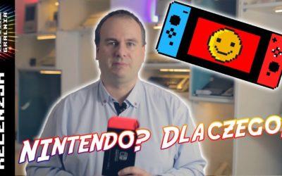 🎮 Nintendo Switch – Recenzja na Rok 2019