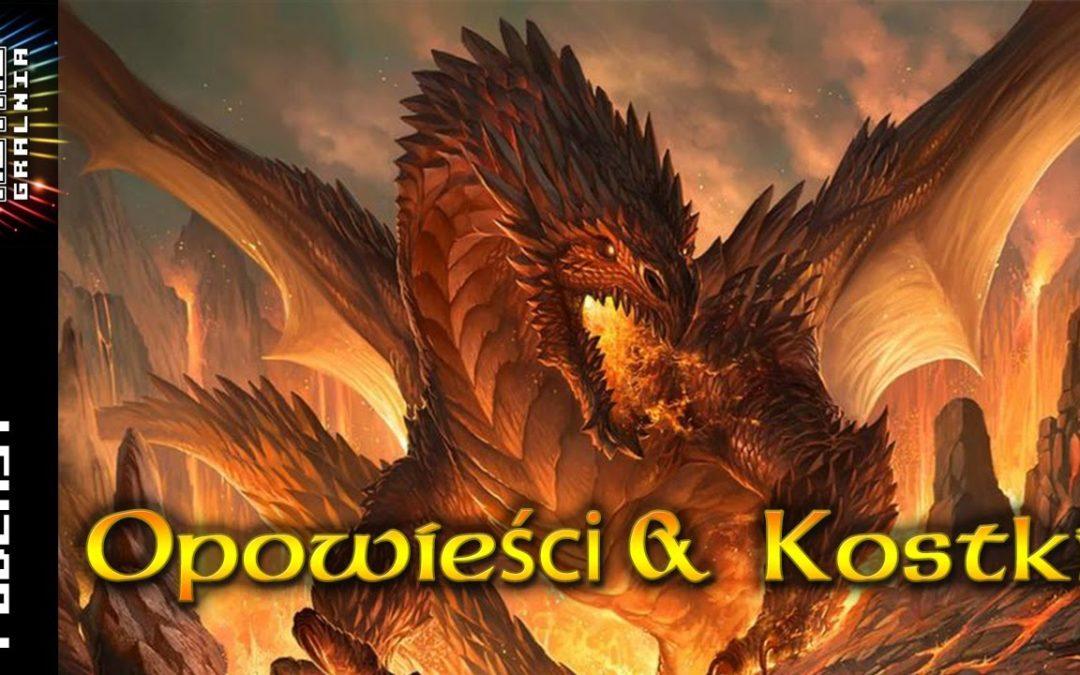 🎲 RetroGralnia Nocą #12 – O prawdziwym RPG – Papierowych Grach Fabularnych