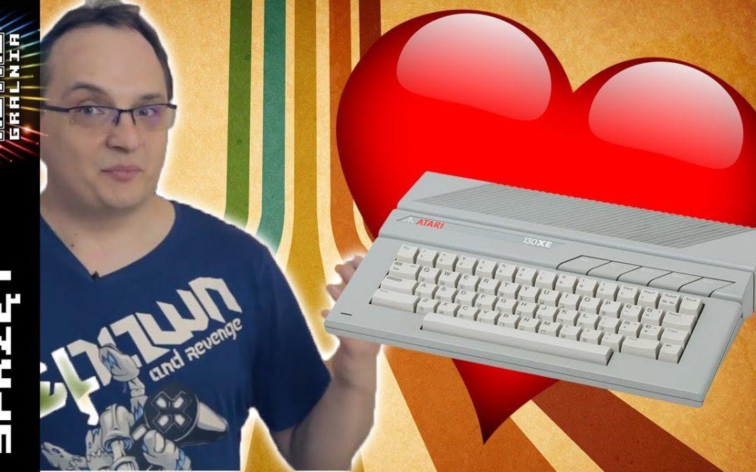 😱 Dlaczego Atari jest najlepszym komputerem dla nowego retro gracza?