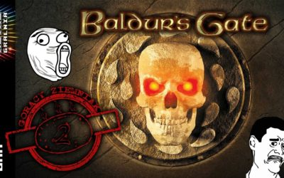 🎲 Wrota Baldura – cRPG które mnie zawiodło – Gorący Ziemniak 2