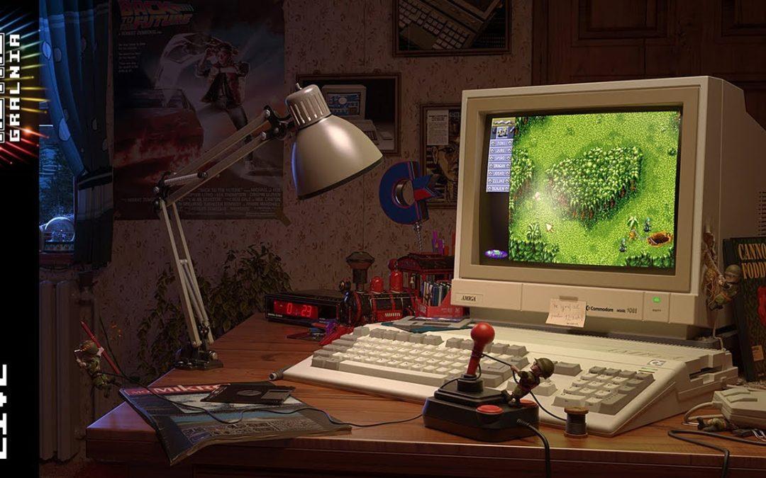 🔴 Amiga – Ludzie mówią, że są na nią dobre gry!