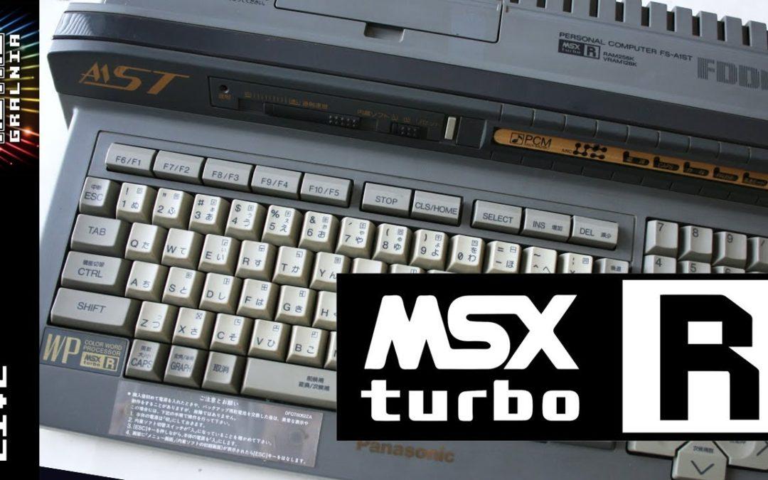 🔴 Gramy na MSX2+ (8bit) / Turbo R (16bit)