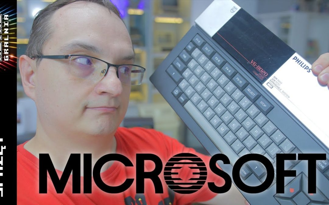 ⌨️ Komputery MSX – Zapomniany Standard Microsoft