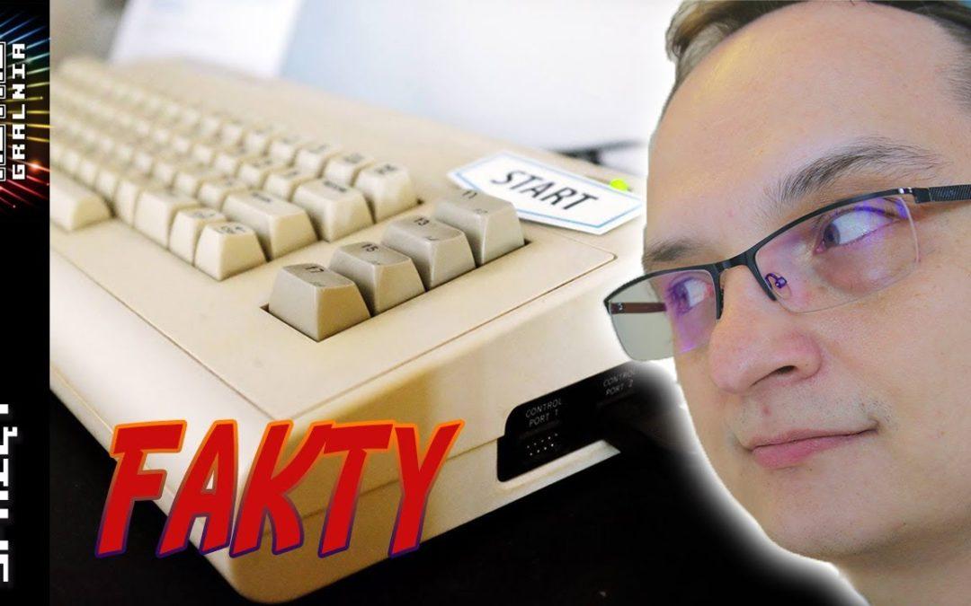 🕹️ Troszkę Ciekawostek i Faktów o Commodore 64
