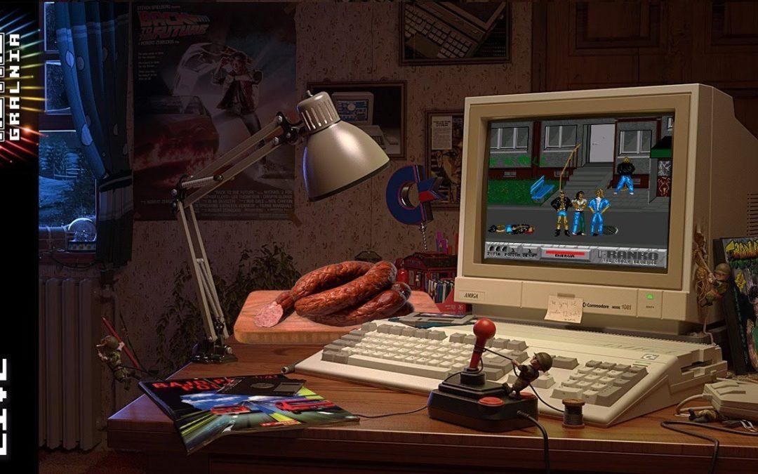 🔴 Amiga Crap  – Ludzie mówią, że są na nią okropne gry!