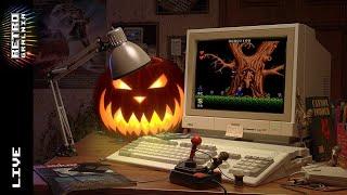 🔴 Amiga Halloween – Ludzie mówią, że są na nią dobre gry!