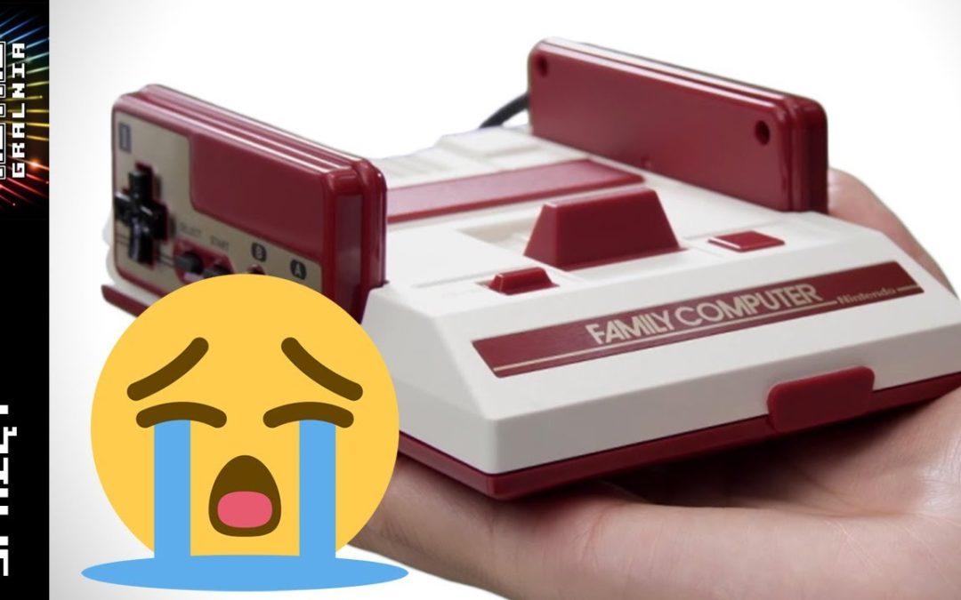 🎮 Famicom Mini – Ultymatywna Konsola Mini