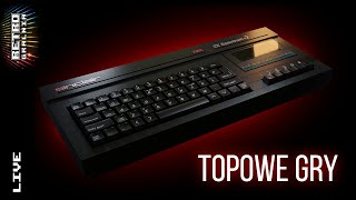 🔴 ZX Spectrum – Topowe Gry #2