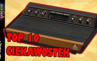 🕹️ Ciekawostki o Atari 2600 VCS – Top 10