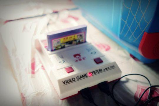Współczesny Klon PAL Famicoma