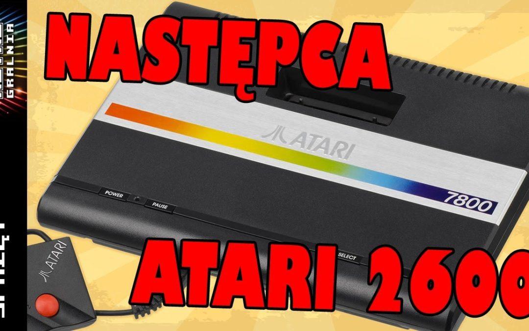 🕹️ Atari 7800 spóźniony następca Atari VCS