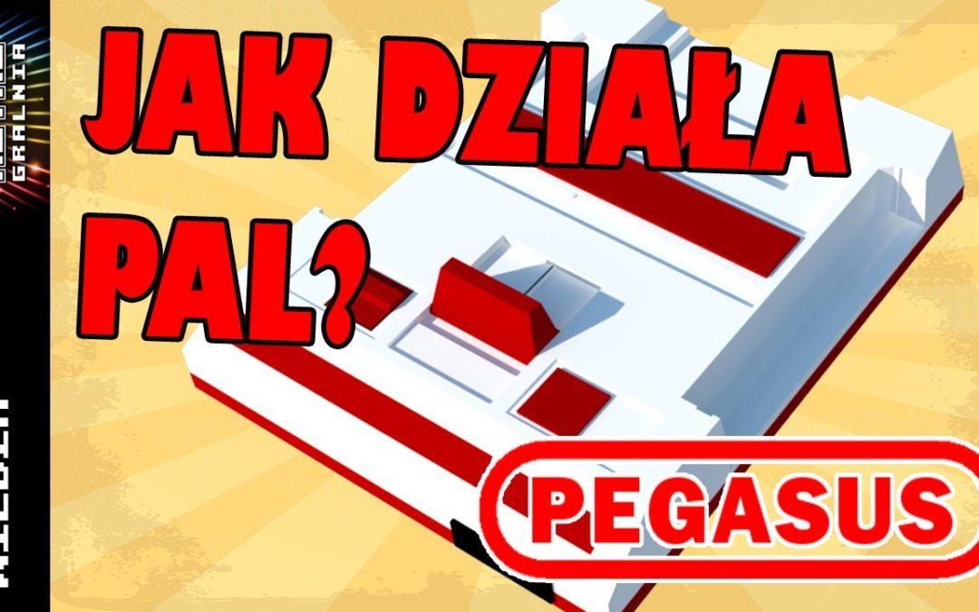 🎮 Jak działa PAL – Konsole  Pegaus, Nintendo PAL i Famicom NTSC