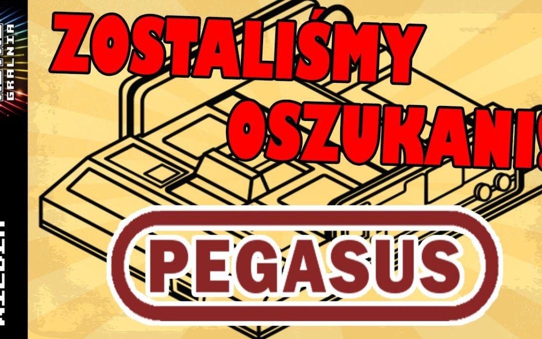 🎮 Konsola  Pegasus oszukiwała Was całe dzieciństwo! – PAL vs NTSC
