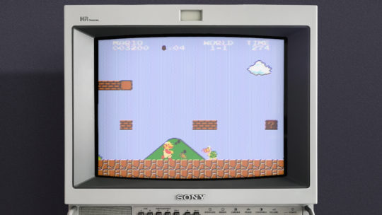 Obraz NTSC