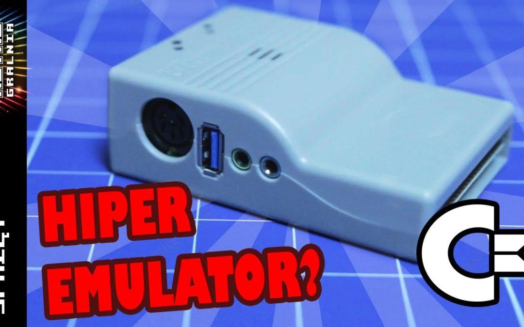 💾 1541 Ultimate-II+ – Najlepsze rozszerzenie do Commodore 64?