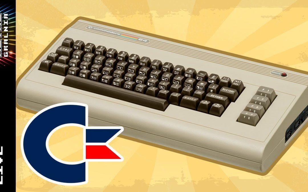 🔴 Commodore 64 – Różne gry i inne bajery