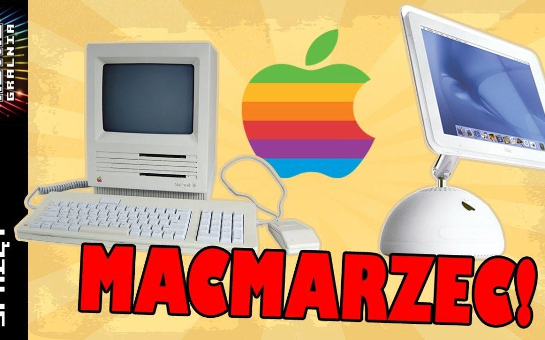 🍎 Przegląd komputerów Apple Macintosh – MacMarzec