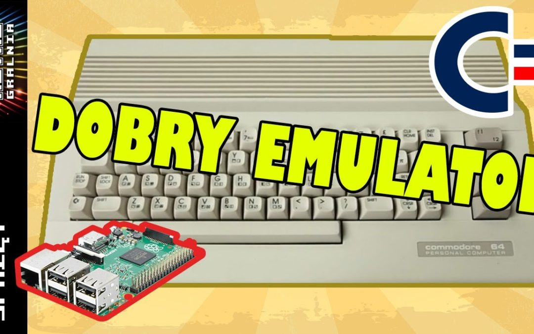 🕹️ Commodore 64 Raspberry Pi – BMC 64 – Ekonomiczny Niskopoziomowy Emulator