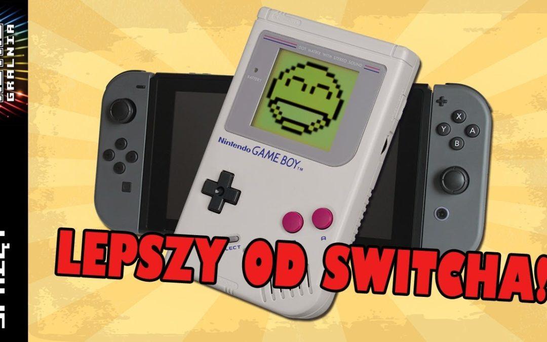 🎮 Przegląd konsol Game Boy na lato i nie tylko – Czyli co dokupić do Switcha?