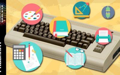 🖨️ Commodore 64, jako komputer profesjonalny