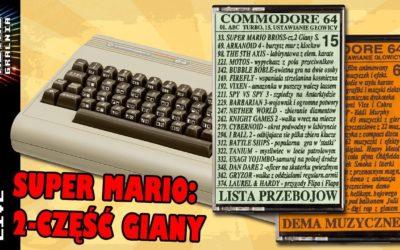 🔴 Lista Przebojów + Dema Muzyczne  – Commodore 64