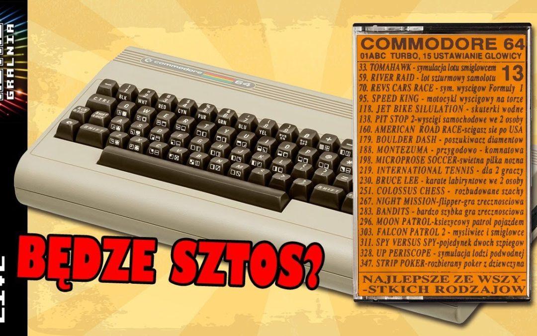 🔴 Najlepsze ze Wszystkich Rodzajów  – Commodore 64