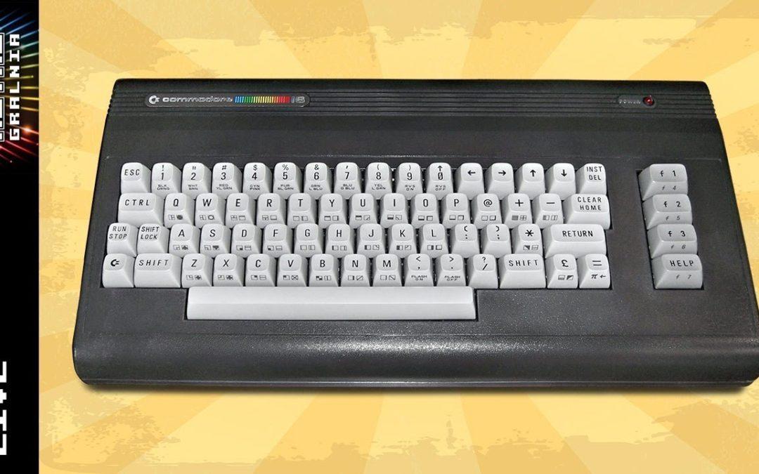 🔴 Commodore 16: Gry i Dema