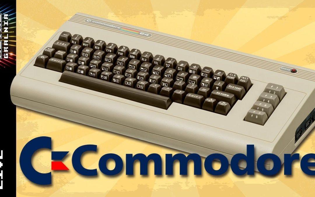 🔴 Commodore 64 – Najlepsze Dema