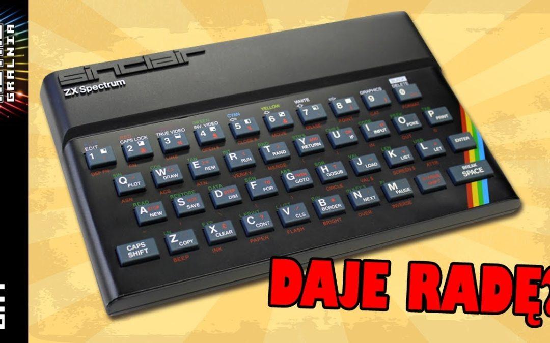🕹️ Gry znane nie tylko ze ZX Spectrum  – Czy dają radę?