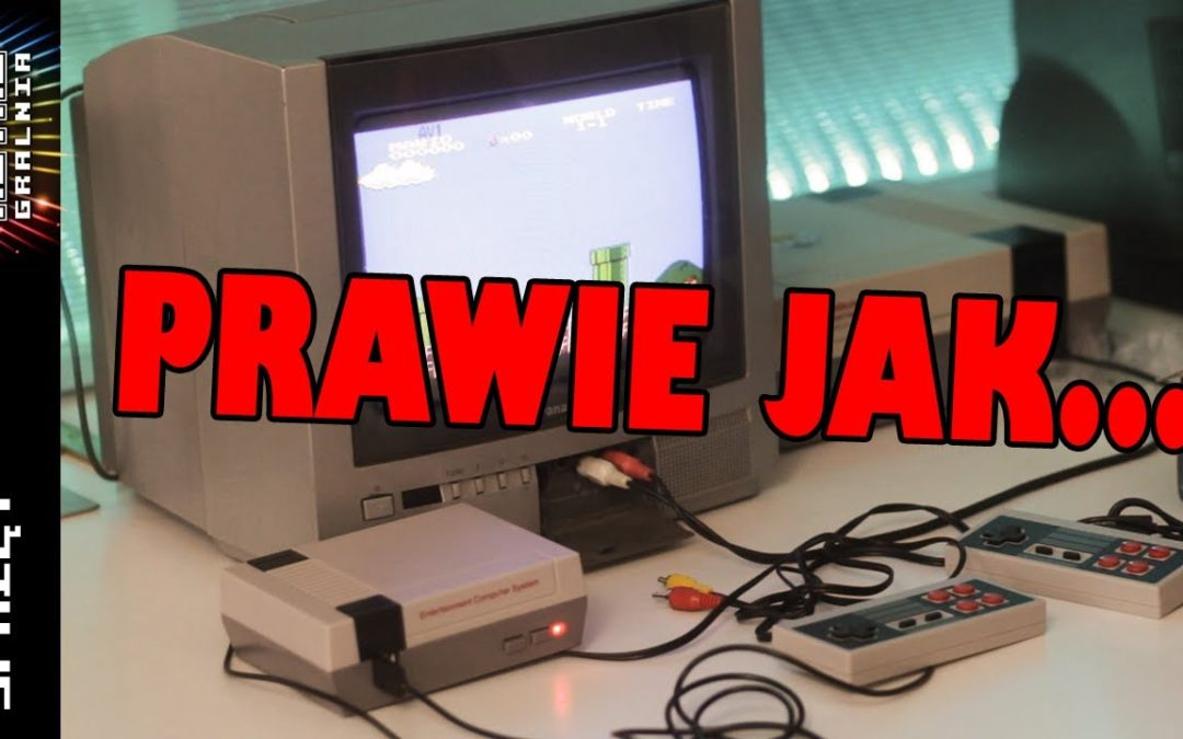 🎮 Mini Game Anniversary Edition Entertainment System… prawie jak Mini NES