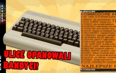 🔴 Nalepsze 1  – Commodore 64