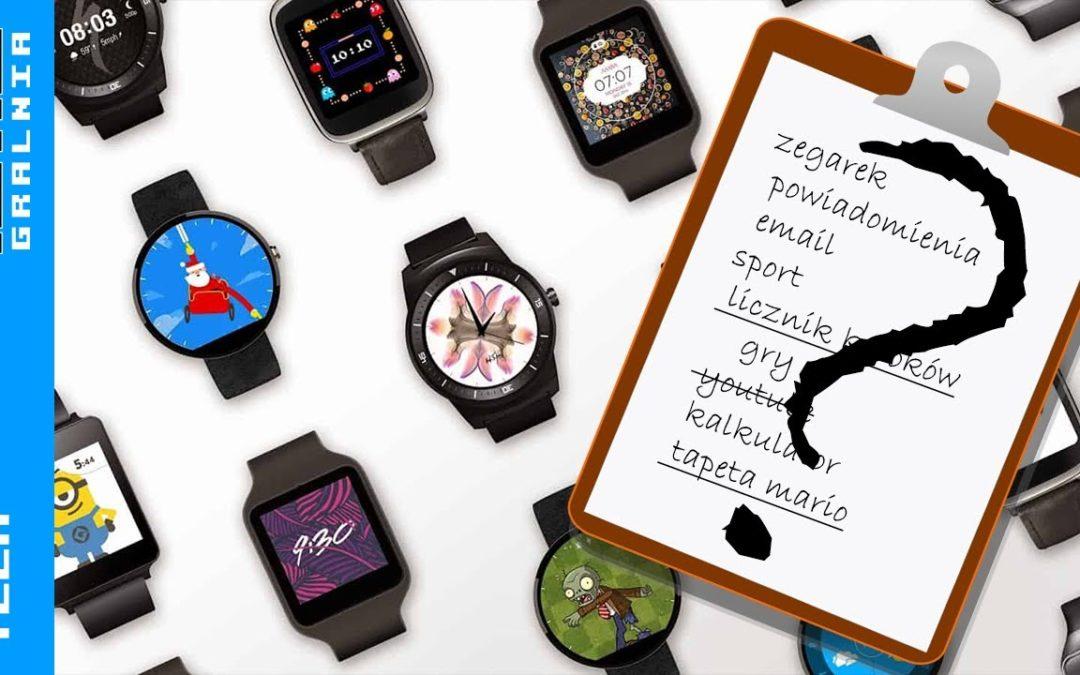 👨💻 Czy tak naprawdę potrzebny Ci smartwatch?