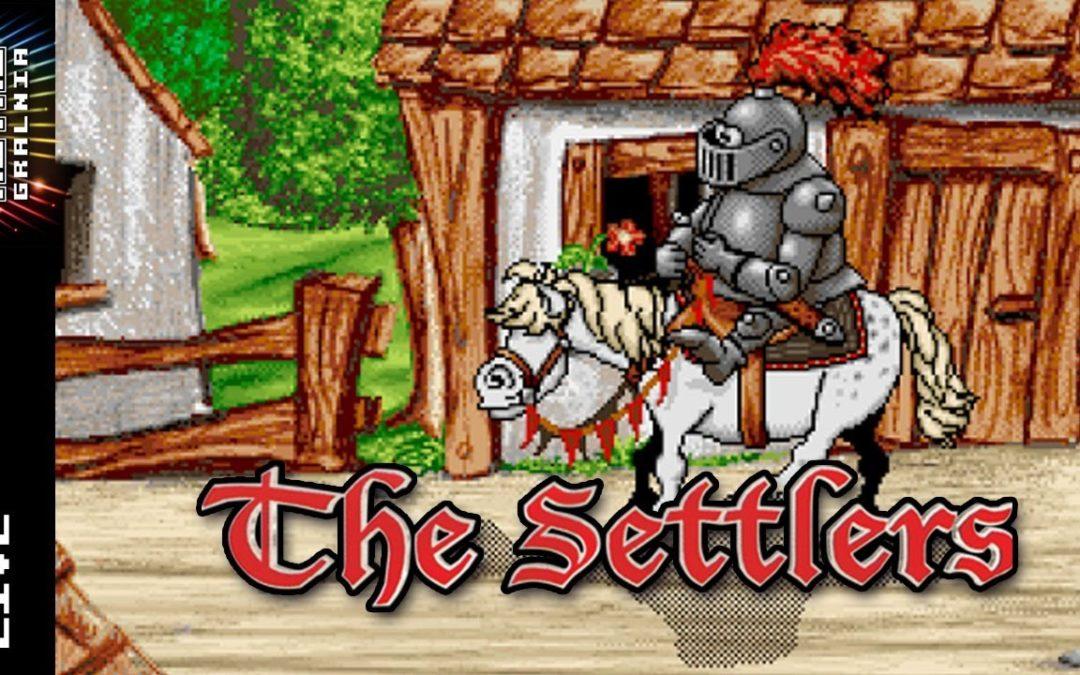 🔴 Settlers I:  3 poziom – Amiga na Spokojnie