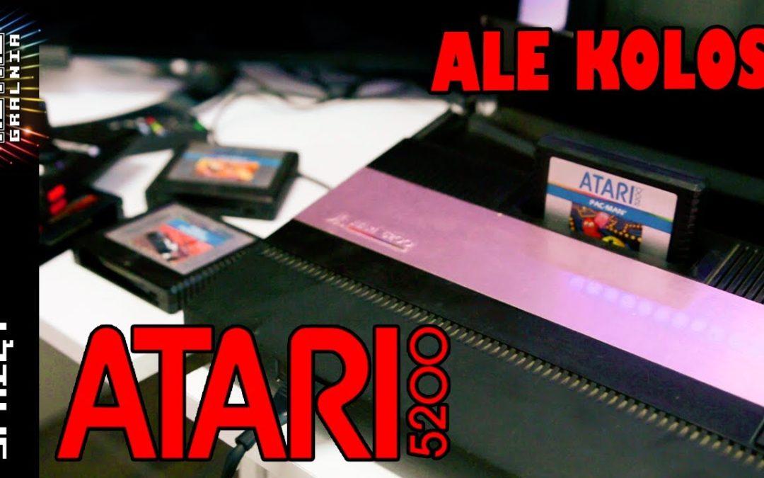 🎮 Atari 5200 – Największa konsola na świecie – Co poszło nie tak?