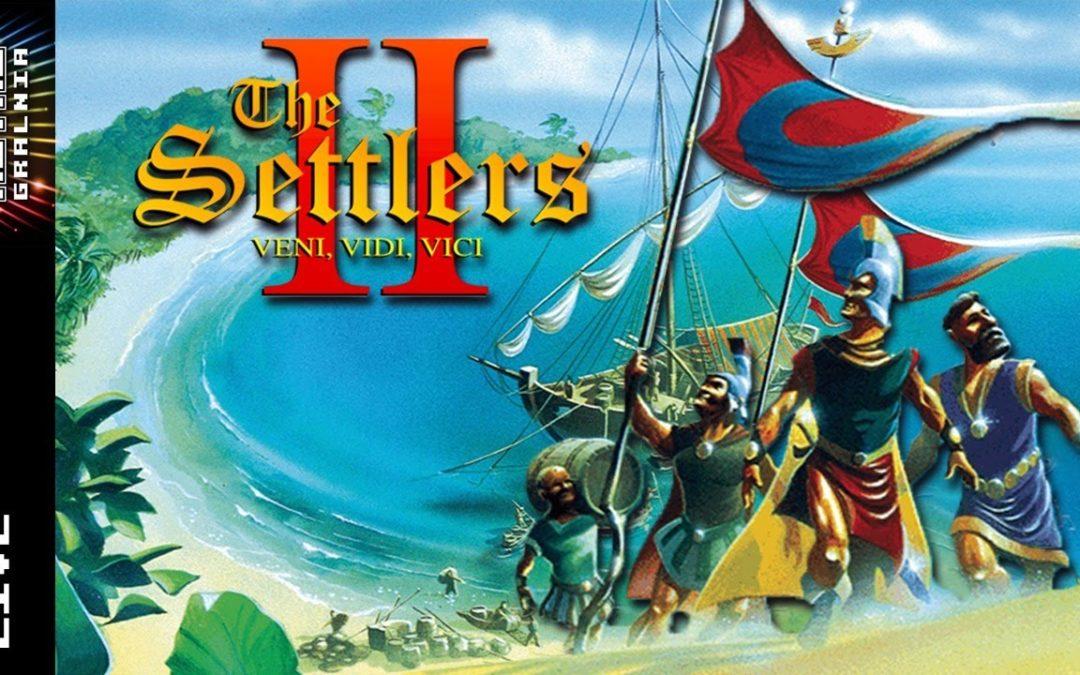 🔴 Settlers II: History Edition